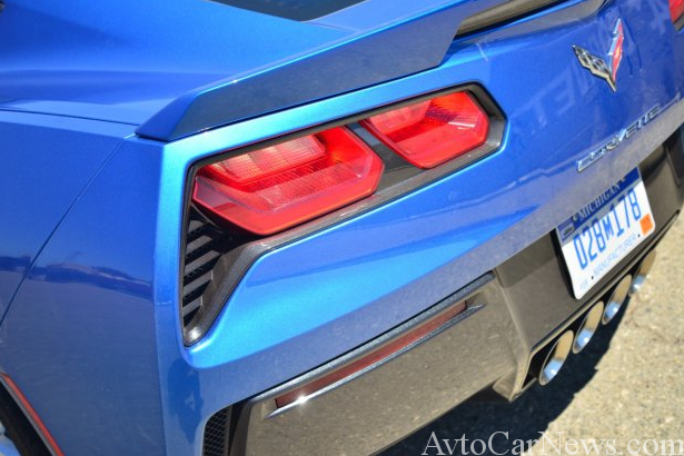 New Chevrolet C7 Corvette Stingray 2014