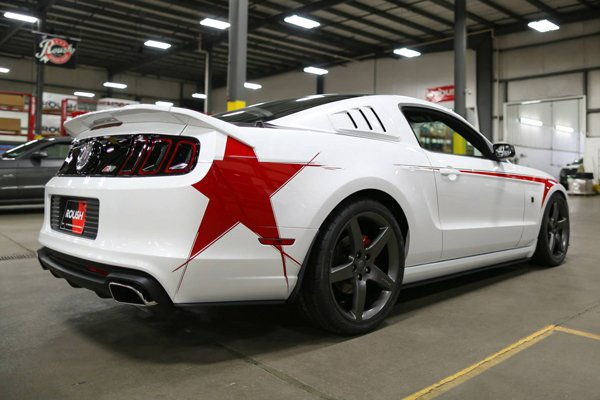 Foto 2014 Ford Mustang ot Roush Performance