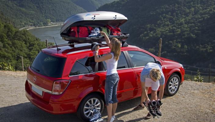 Автомобильный туризм