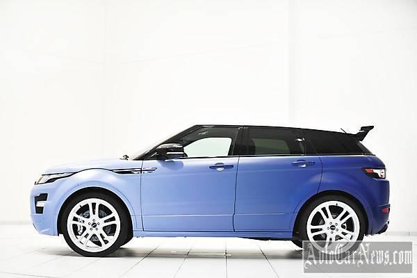 New 2013 Range Rover Evoque 2013 ot Startech foto