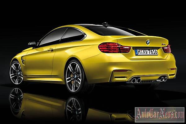 New 2014 BMW M4 Coupe