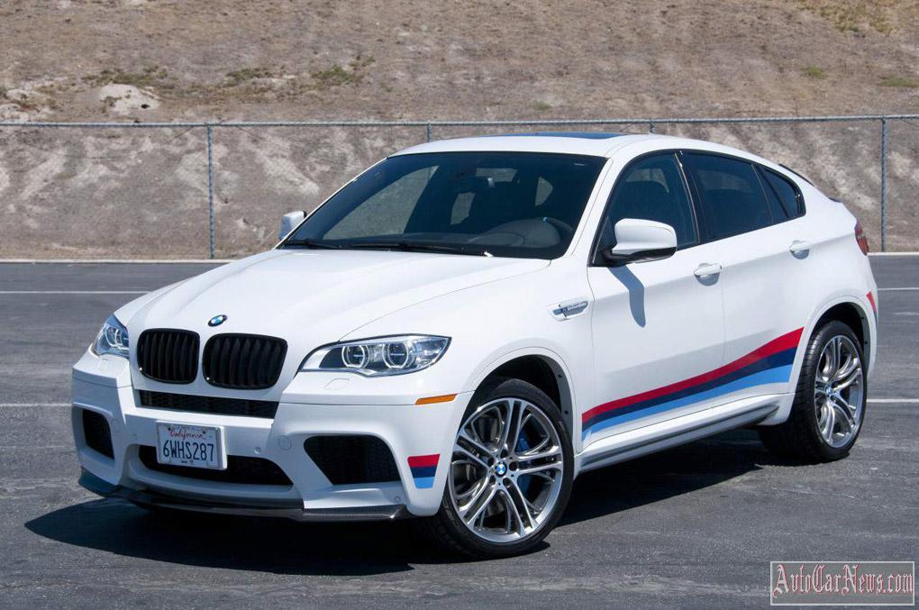 2014 BMW X6 M Design Edition