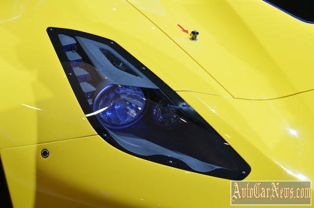 Foto 2014 Chevrolet Corvette C7.R