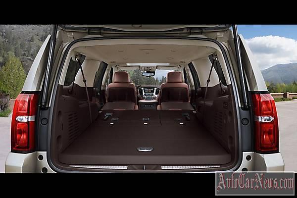 2014 Chevrolet Suburban photo