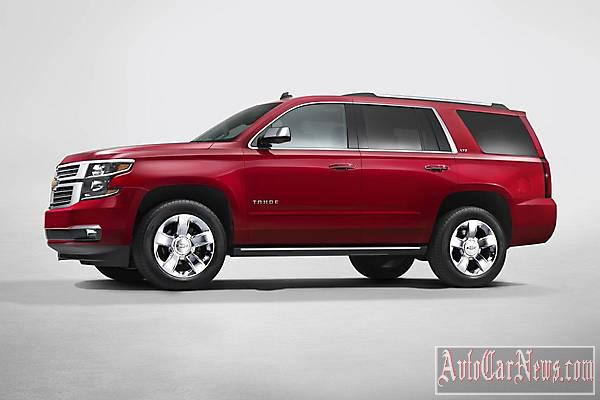 2014 Chevrolet Tahoe photo