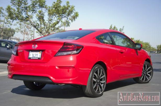 Honda Civic Coupe 2014 photo