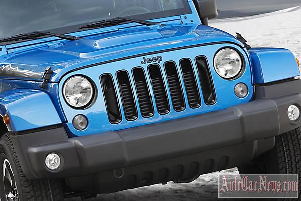 New 2014 Jeep Wrangler Polar photo