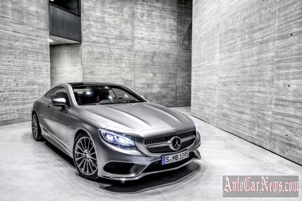 2014 Mercedes Benz S-Class Coupe