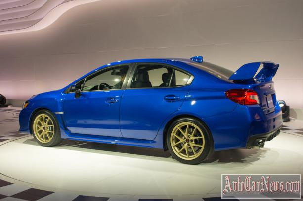 2014 Subaru WRX STI photo