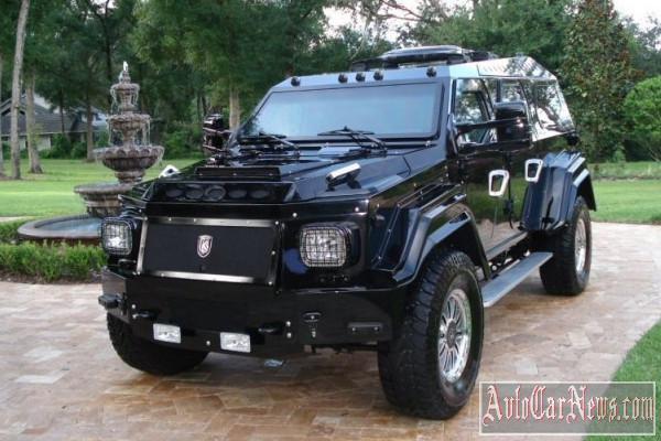 Jeep Knight XV 2014