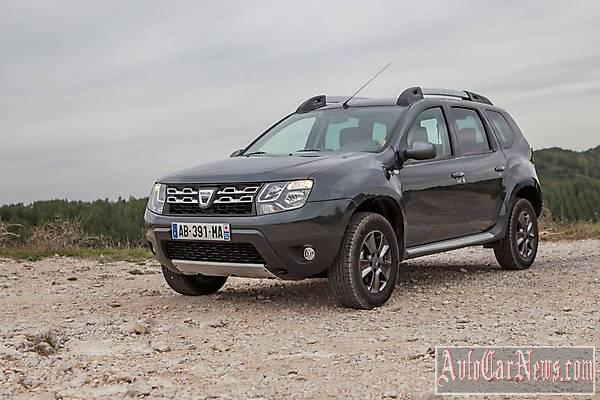New 2014 Dacia Duster photo