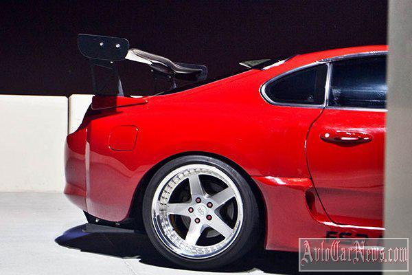 Tyuning New Toyota Supra photo