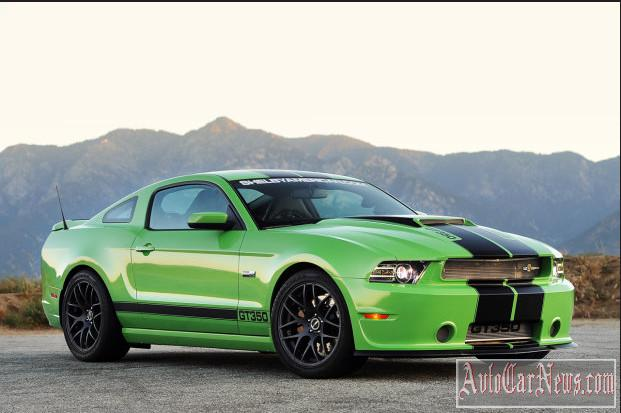 Ford Mustang Shelby GT350 2013 photo