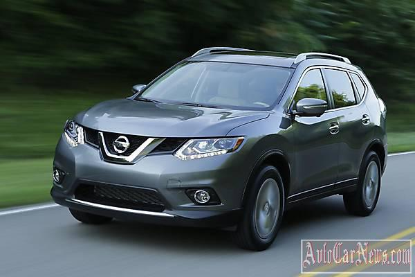 New 2014 Nissan Rogue photo
