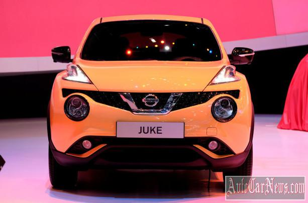 2014 Nissan Juke Geneva photo