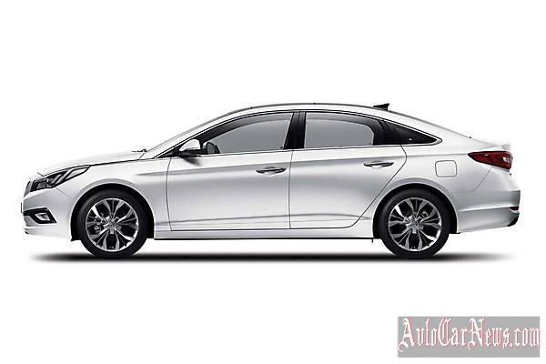 2015 Hyundai Sonata sedan