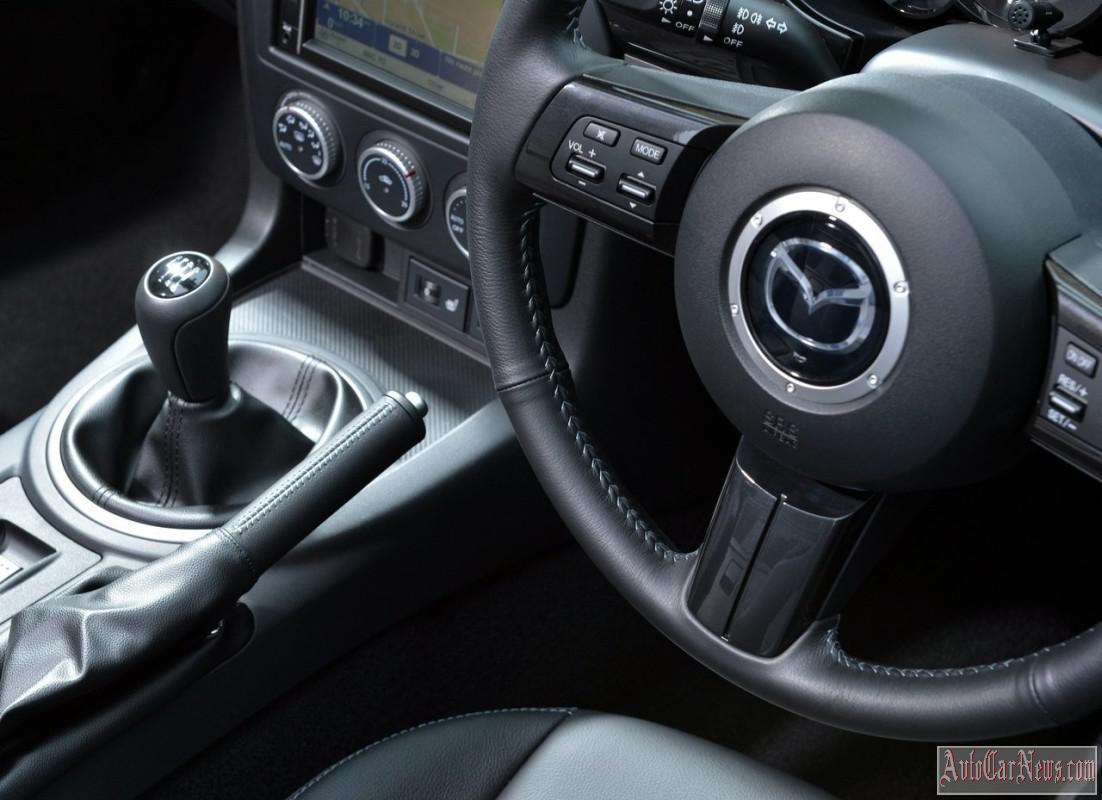 2013 Mazda MX-5 Sport Graphite
