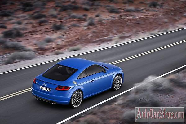 New 2015 Audi TT Coupe photo