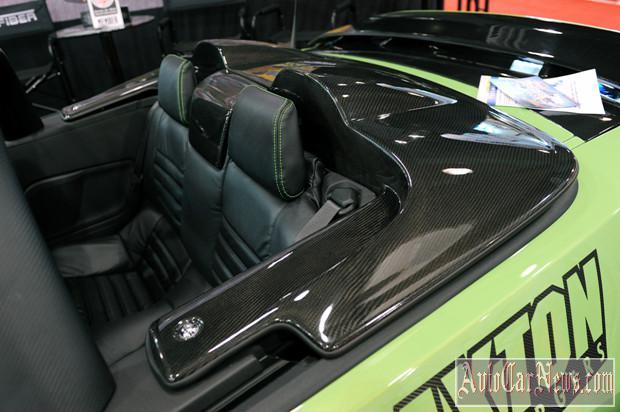 2013 Ford Mustang Convertible photo 2013