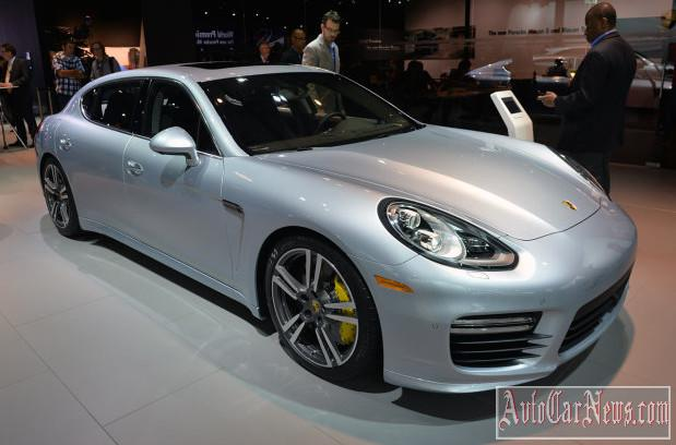 2014 Porsche Panamera Turbo S photo