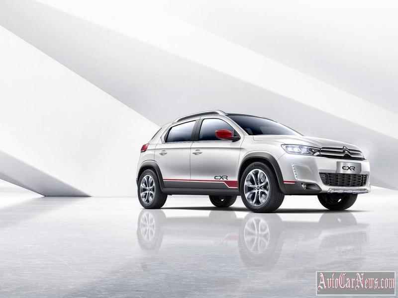 2015 Citroen C-XR Concept photo