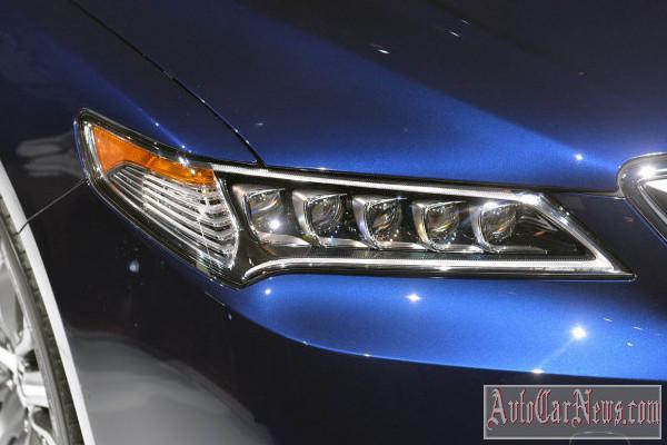 2015 Acura TLX New-York 2014 photo