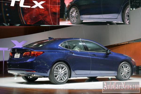 2015 Acura TLX New-York 2014 photo