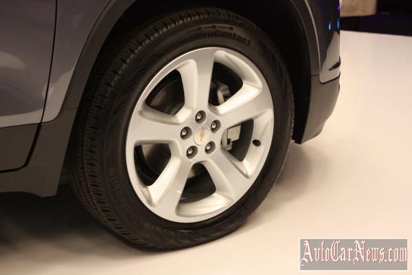 2015 Chevrolet Trax New-York 2014 photo