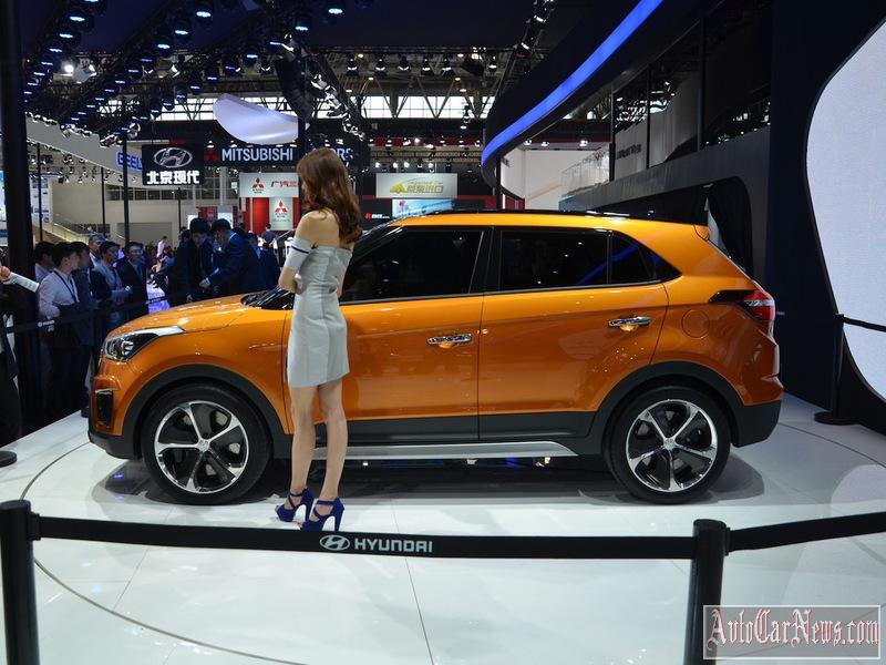 2015 Hyundai ix25 Concept photo
