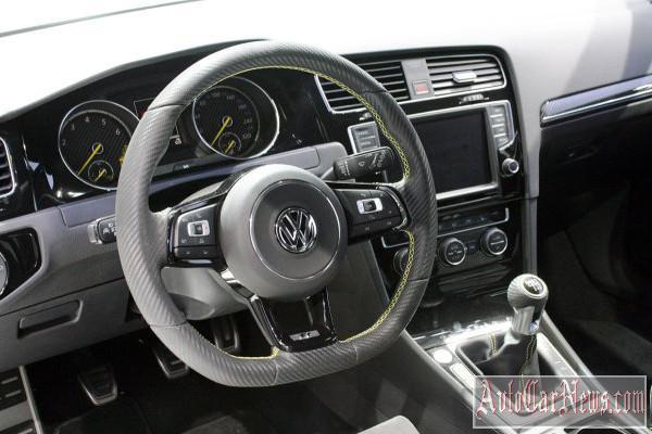 2015 Volkswagen Golf R400 photo