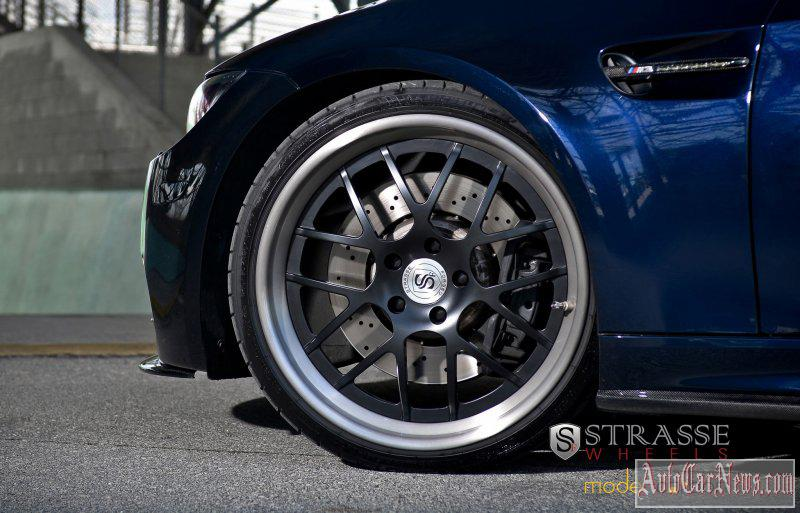 BMW M3 E92 Strasse Wheels  photo