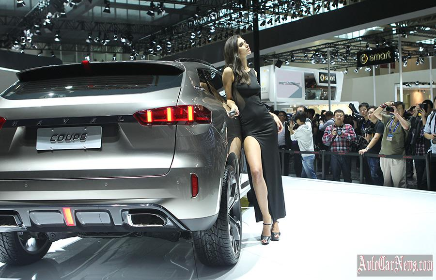 Haval Coupe Concept 2015 photo