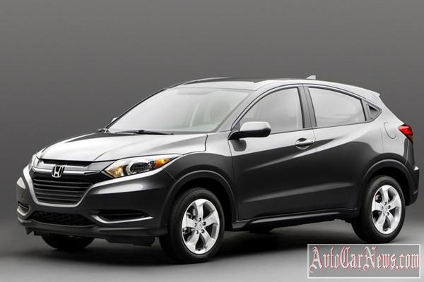 New crossover 2015 Honda Vezel New-York 2014 photo