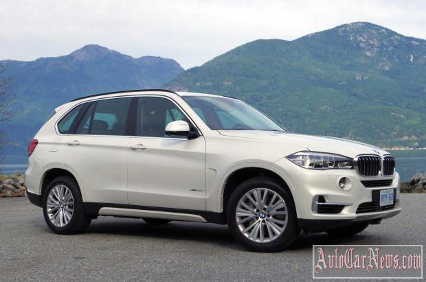 2014 BMW X5 First Drive Photo