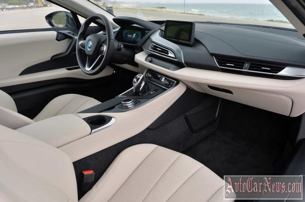 2014 BMW i8 First Drive Photo