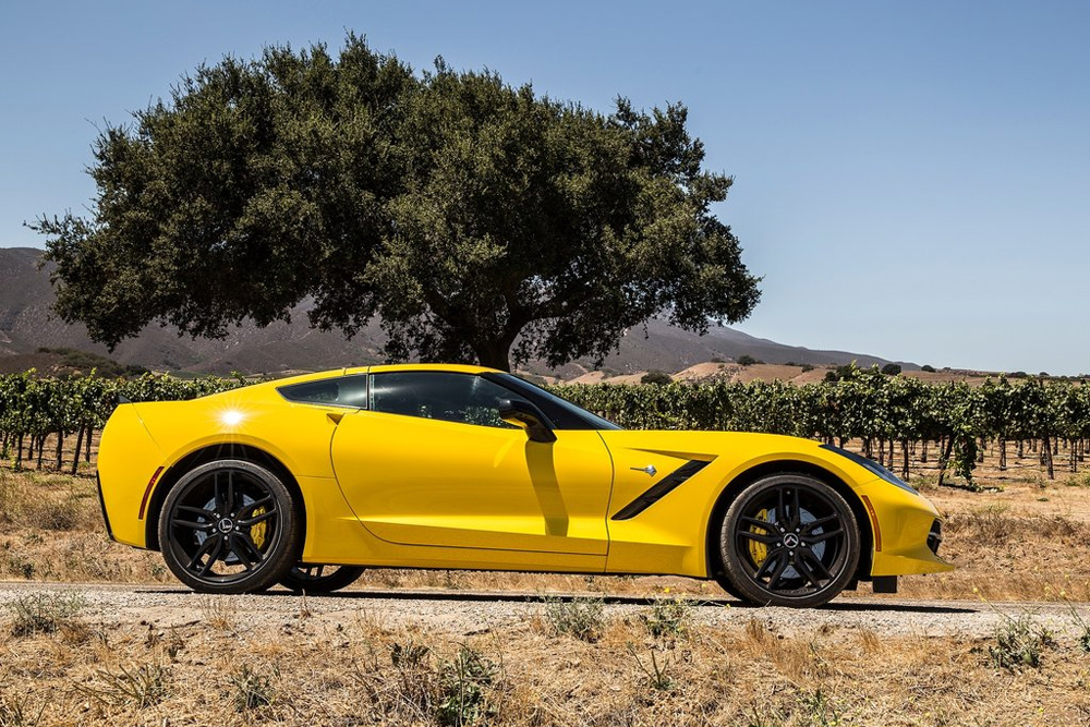 2014 Chevrolet Corvette Stingray Photo