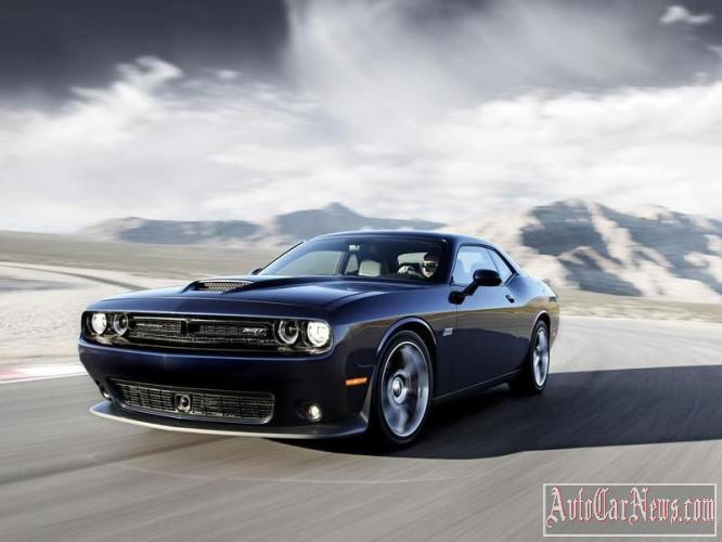 2014 Dodge Challenger SRT HellCat Coupe Photo