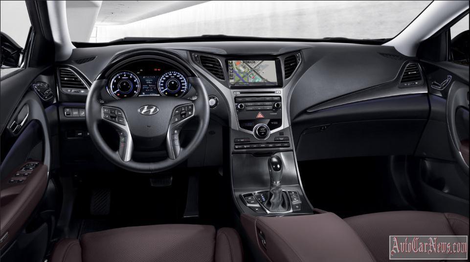 2014 Hyundai Grandeur Photo