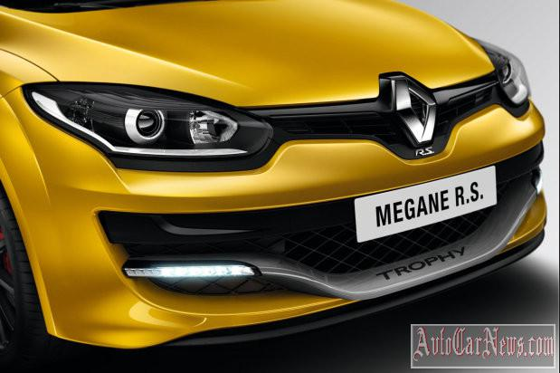 2014 Renault Megan RS 275 Trophy Photo