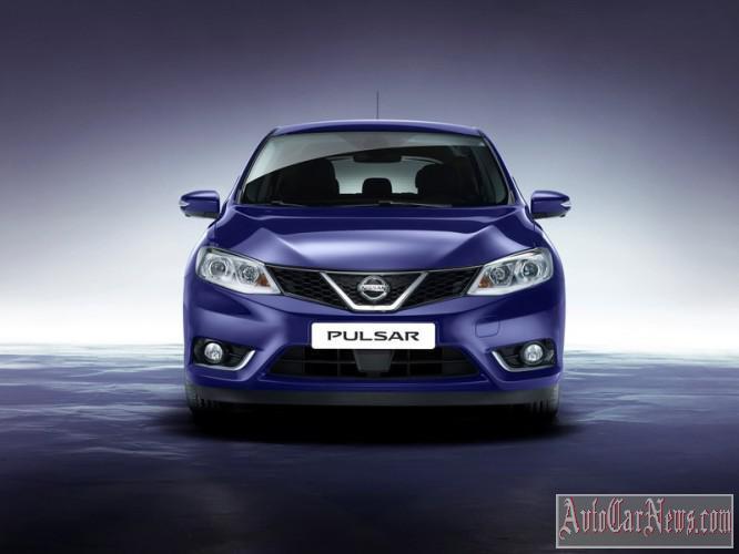 2015 Nissan Pulsar First Drive Photo