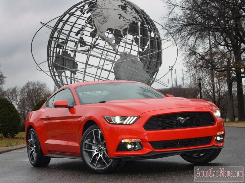 2015 Ford Mustang GT photo