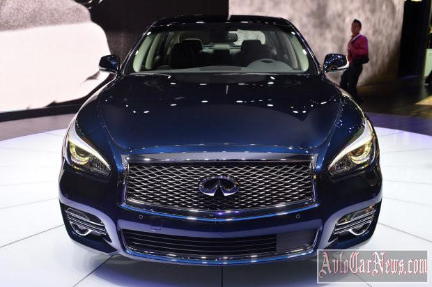 2015 Infiniti Q70 New-York 2014 Photo