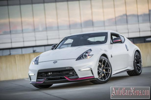 2015 Nissan 370Z Nismo Coupe Photo