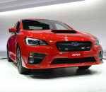 2015 Subaru WRX First Drive Photo