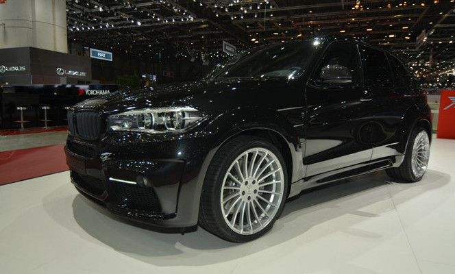 Geneva motor show Hamann BMW X5 2014 photo