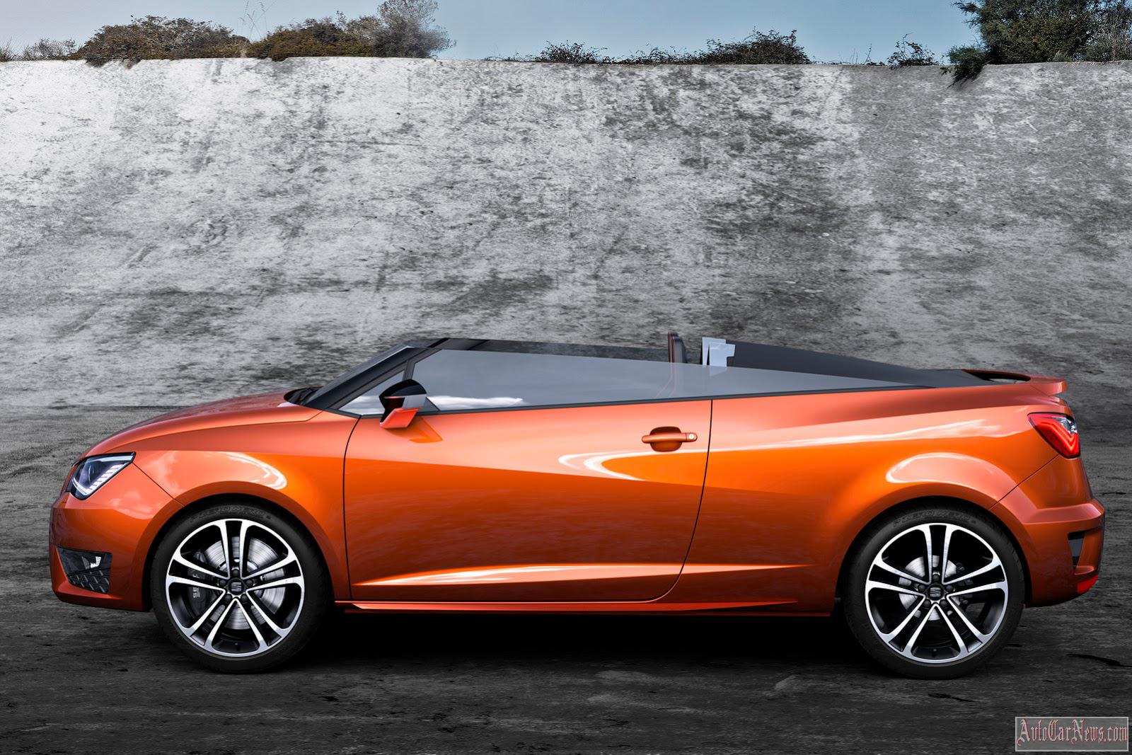 2014 Seat Ibiza Cupster Concept Photo