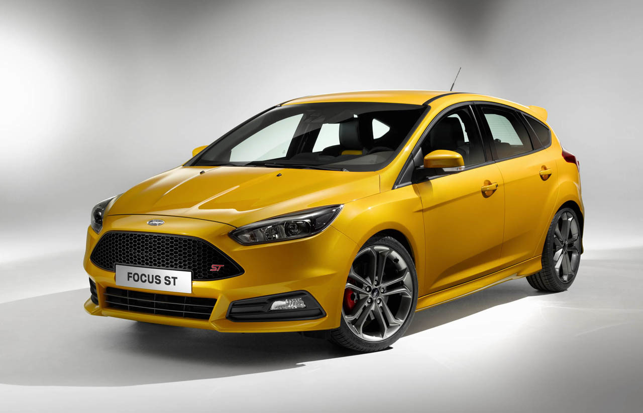 Ford Focus ST 2015 Euro-Spec Photo