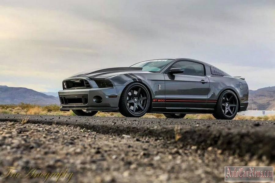 Ford Mustang GT500 Shelby by TruFiber Photo