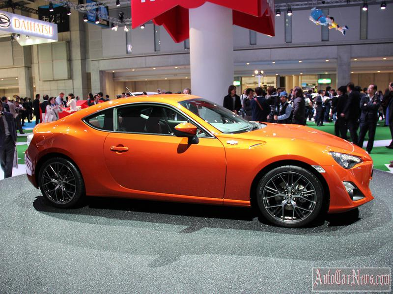 Toyota GT 86 Coupe Photo