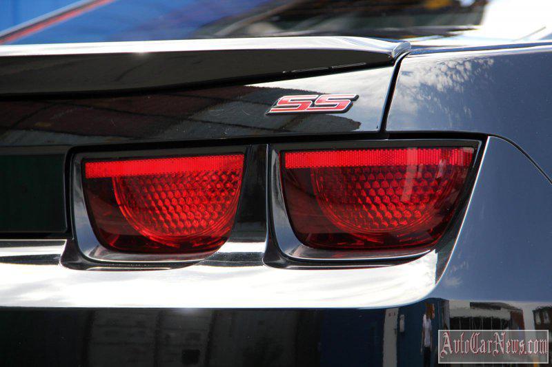 2010 Chevrolet Camaro SS DD Custom